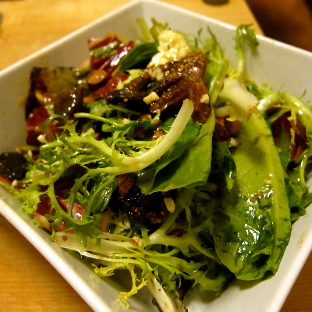 Roasted Fig Salad – Mission Kitchen